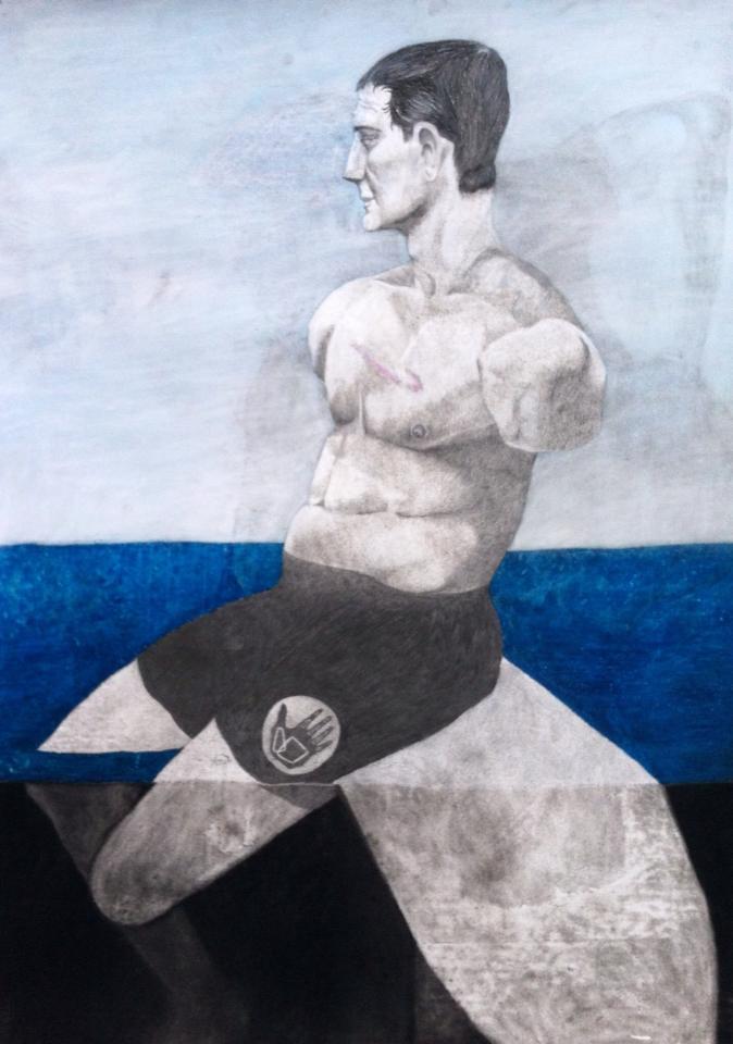 The Hazards of Surfing - Jason K. Milburn
