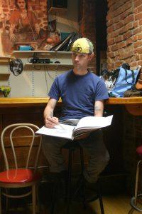 Jason K. Milburn at Pretentious Tremont Artists Association