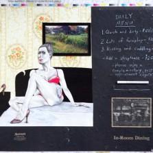 Room Service Menu - Jason K. Milburn